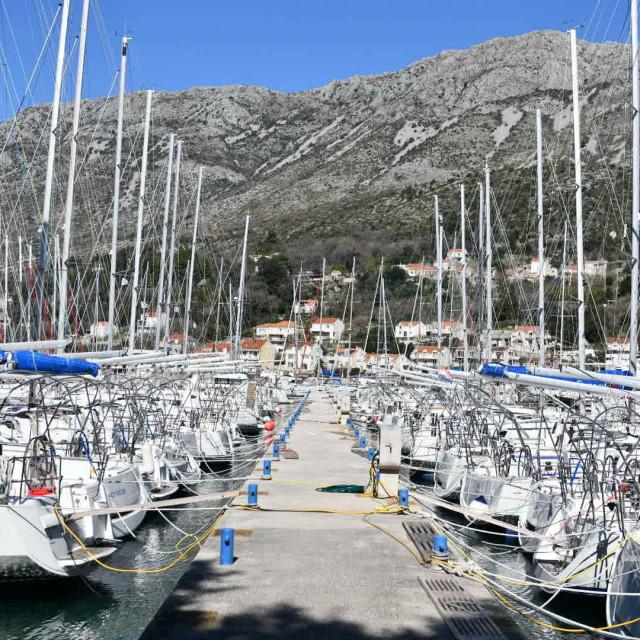 ACI Marina Miho Pracat u Dubrovniku