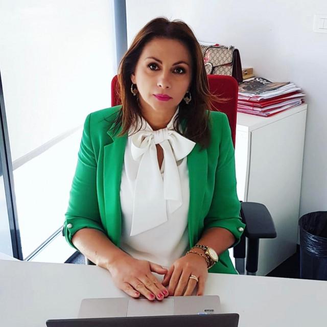 Josipa Vodenac, direktorica dubrovačkog Poslovnog centra OTP banke