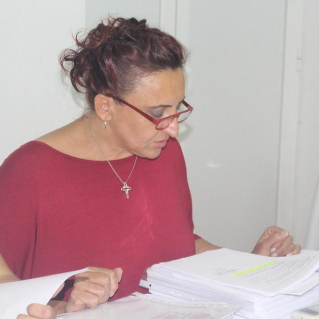 Ivana Miličević, vlasnica privatnog doma u Pločama u koji se uvukao koronavirus