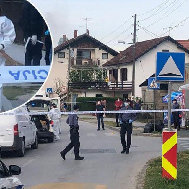 U krugu: palica kojom je navodno djelatnik kioska udario muškarca