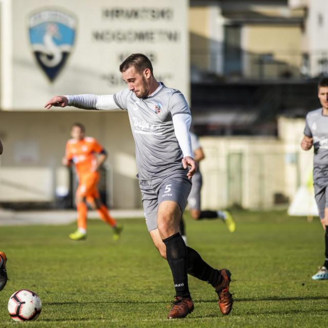Prijateljska utakmica izmedju HNK Sibenik i NK Primorac, Biograd.<br />