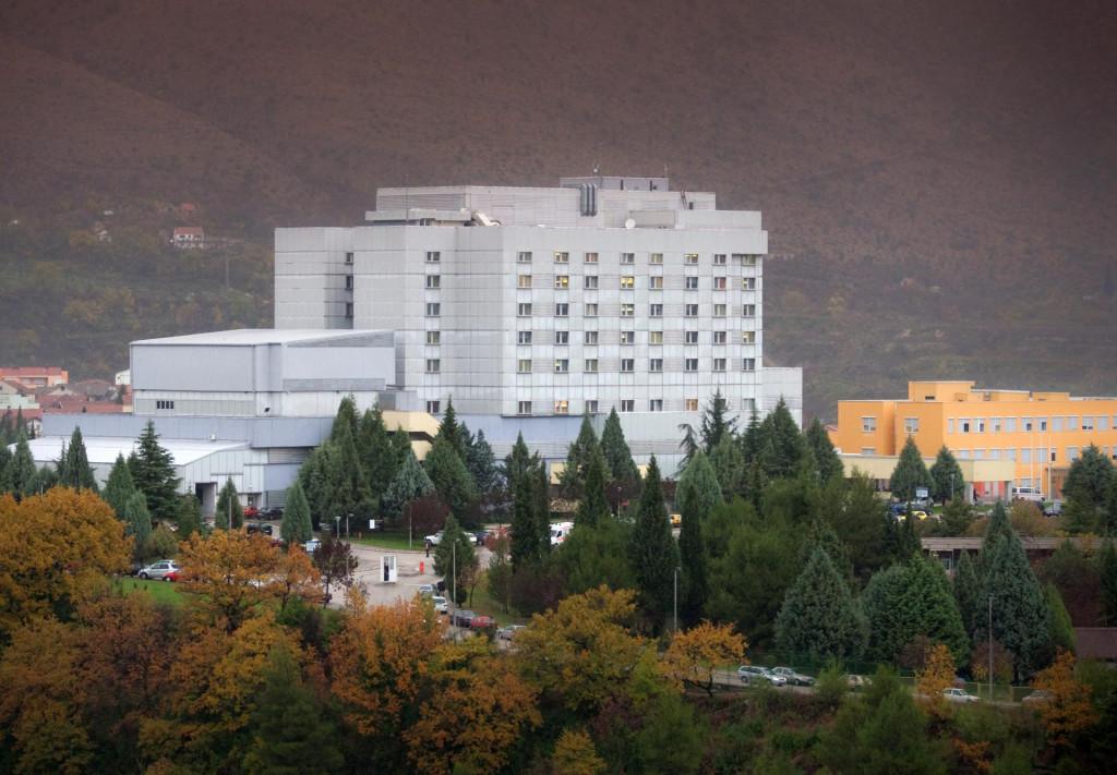 Bolnica u Mostaru