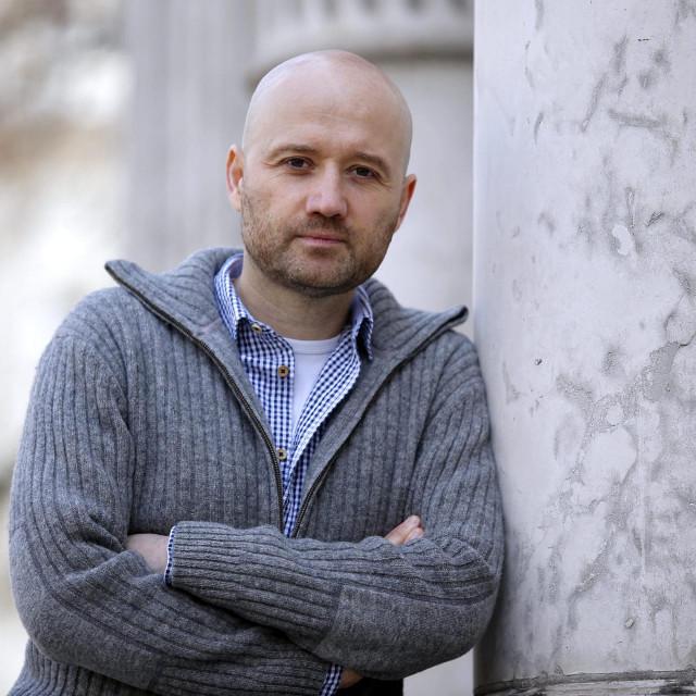 Tomislav Zajec, iskusni pisac, profesor i voditelj radionica<br />