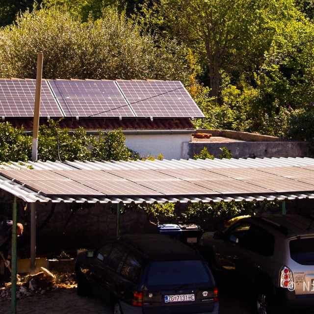 'Dalmacija ima 30 posto sunca više nego što treba da bi se postigla energetska neovisnost' - kazuje inovativni otočanin