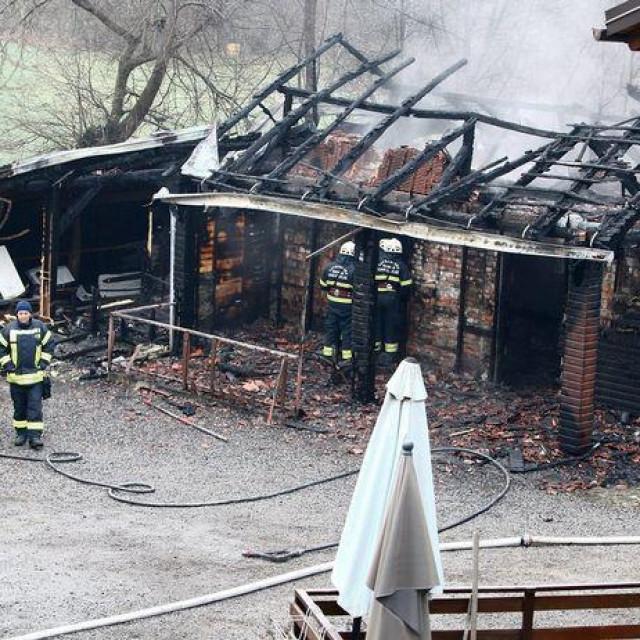 požar u Adraševcu