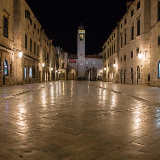 Stradun-jedna od najskupljih lokacija kad je riječ o nekretninama u Hrvatskoj po cijeni metra četvornog