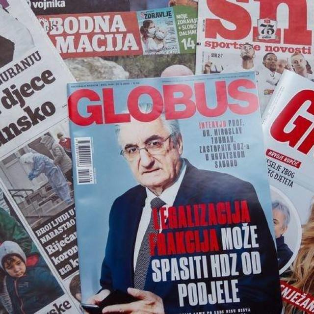 HUP-Udruga novinskih izdavača poziva Vladu RH na brzu implementaciju prava izvođača za pošteniji i bogatiji digitalni sustav
