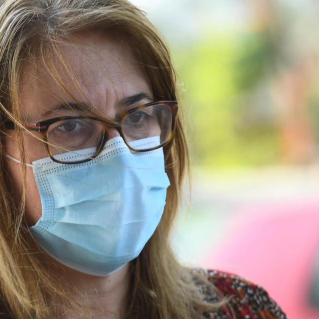 Dr. Željka Karin, ravnateljica Nastavnog zavoda za javno zdravstvo Splitsko-dalmatinske županije