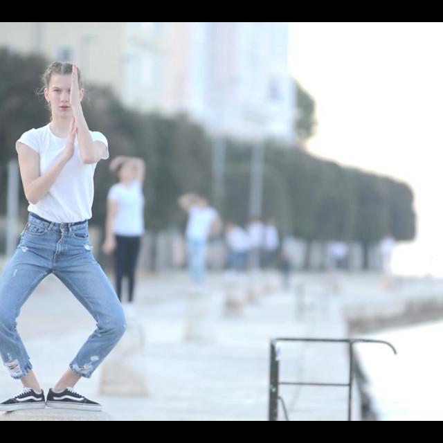 Zadarski plesni ansambl snimio video povodom obilježavanje Svjetskog dana plesa