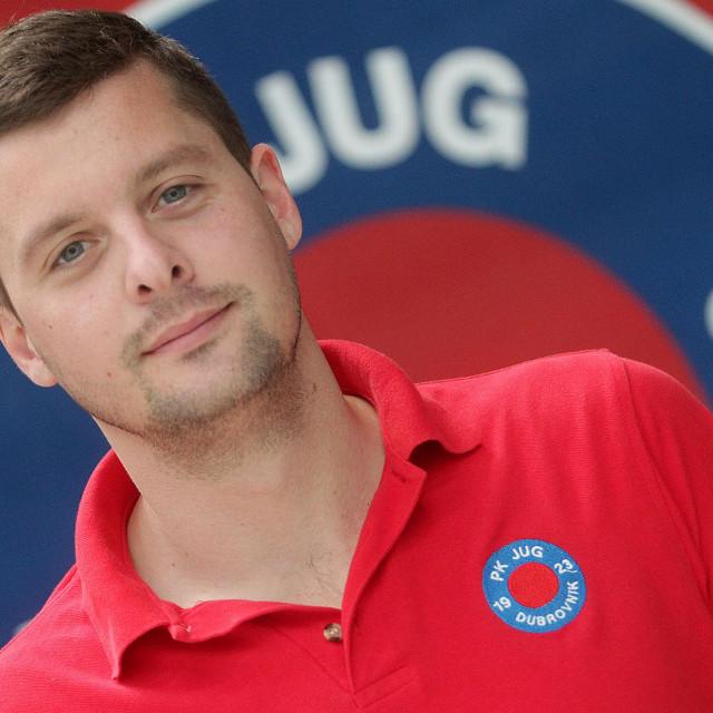 Frane Ćirak, šef struke Plivačkog kluba Jug foto: Tonči Vlašić