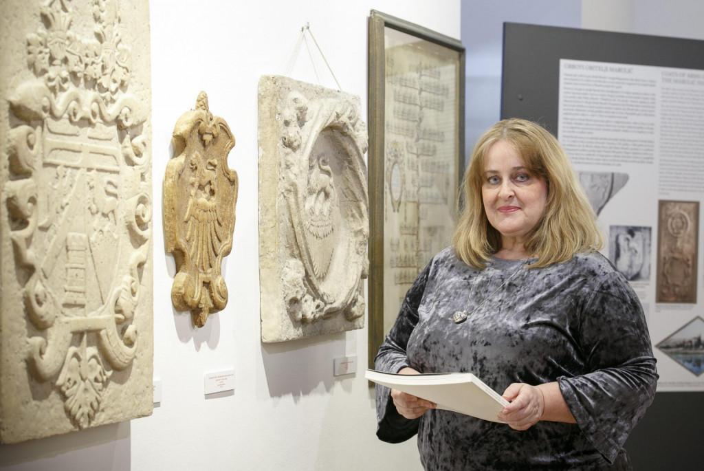 Branka Brekalo, ravnateljica Muzeja grada Splita