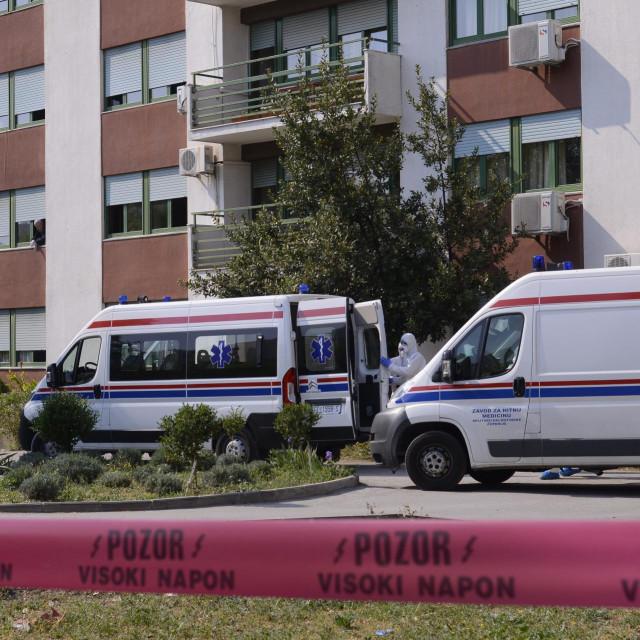 Splitski Dom za starije i nemoćne osobe u Vukovarskoj