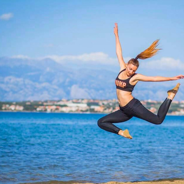 Zadarske plesne skupine i plesačice povodom Svjetskog dana plesa
