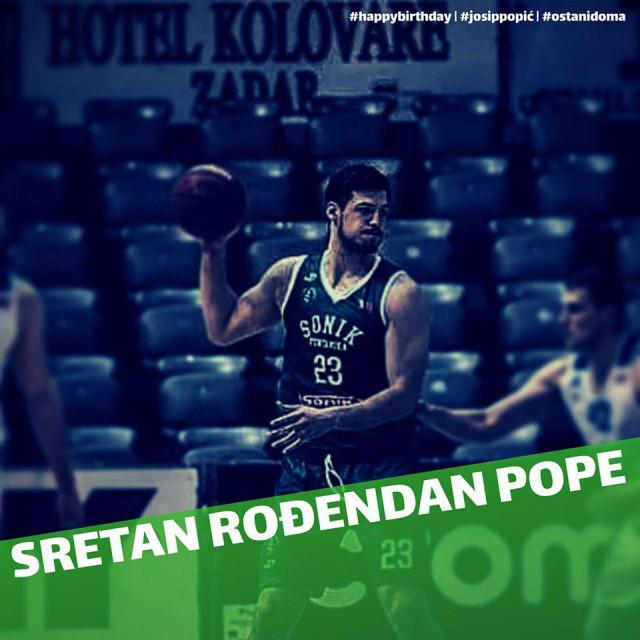 Josip Popić Pope