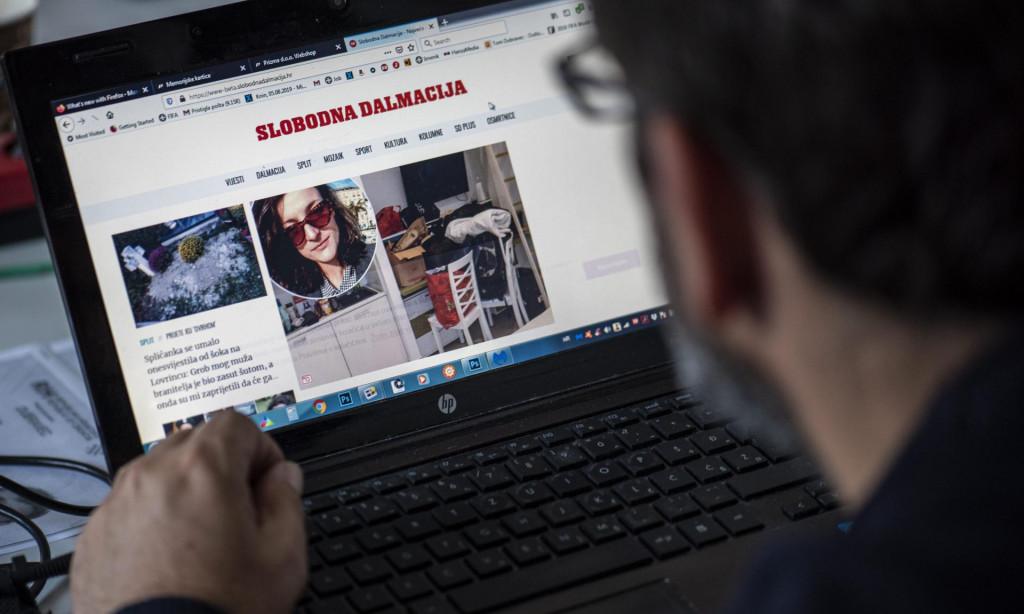 Ilustracije novog vizualnog rjesenja portala Slobodne Dalmacije