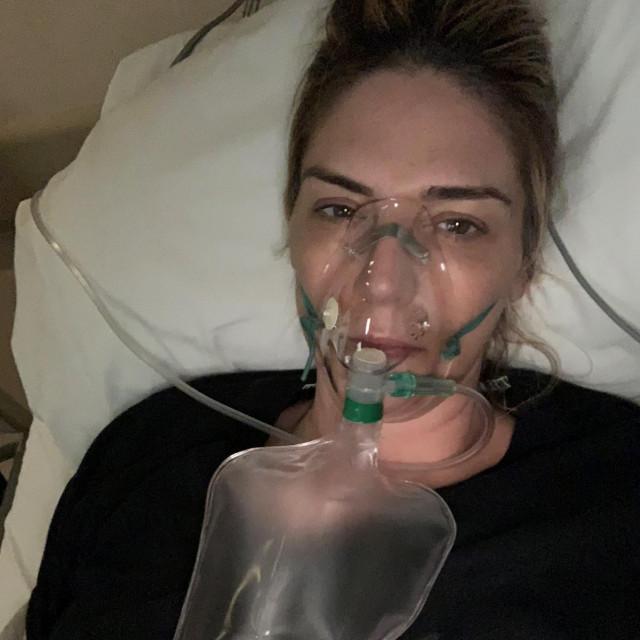 Gorana Tabak je tijekom 32 dana boravka u bolnici izgubila 23 kilograma