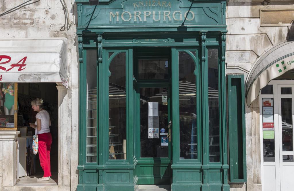 Knjižara na Pjaci zatvorena je već pune tri godine<br />