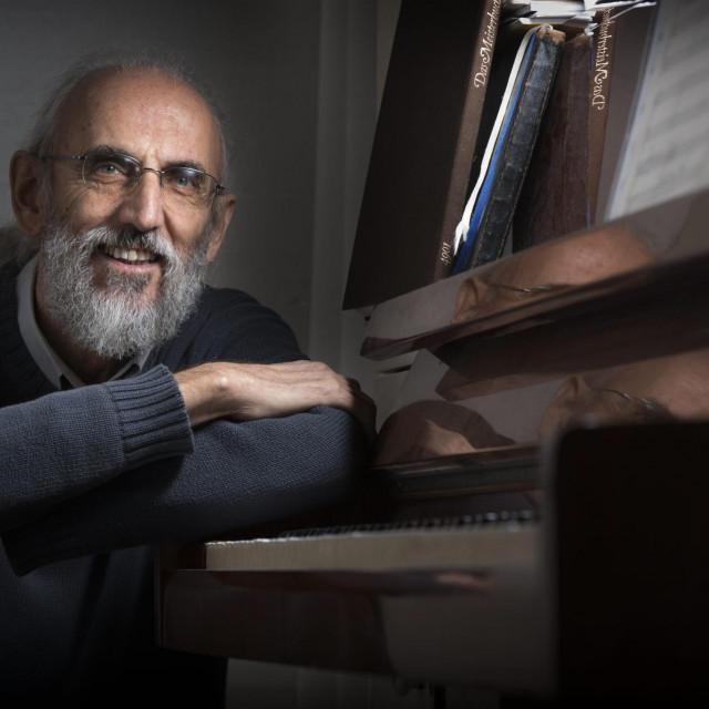 Vlado Sunko jedan je od zastupljenih splitskih skladatelja<br />