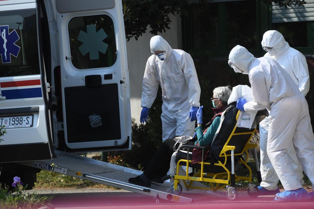 Koronavirus je izazvao pravi pomor u domovima za starije i nemoćne u cijeloj Europi. U Splitu je, primjerice, preminulo dvadesetak štićenika