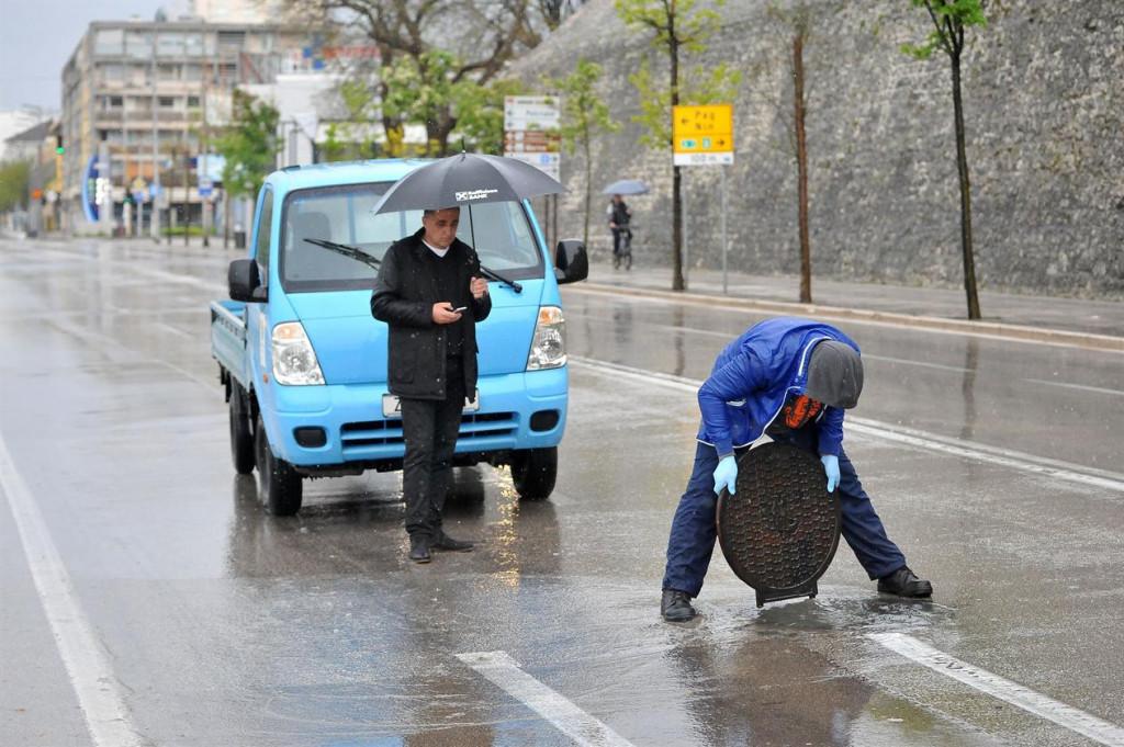 Zadarska Odvodnja otvara - blagajnu