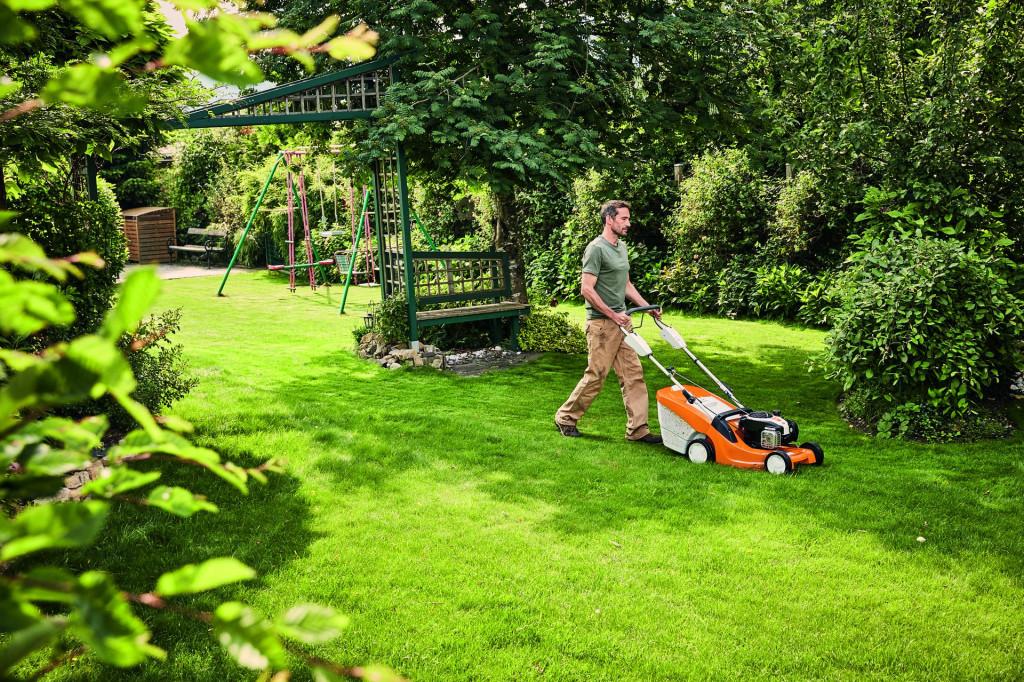 STIHL nudi idealne uređaje za njegu zelenih površina