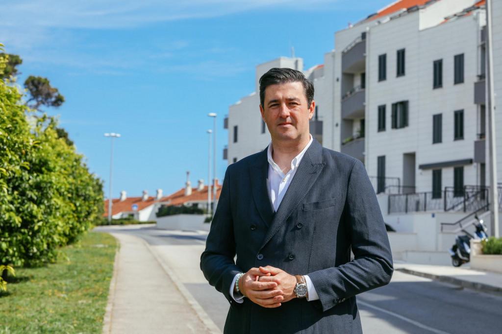Predsjednik Udruge ugostitelja Dubrovnik Ante Vlašić