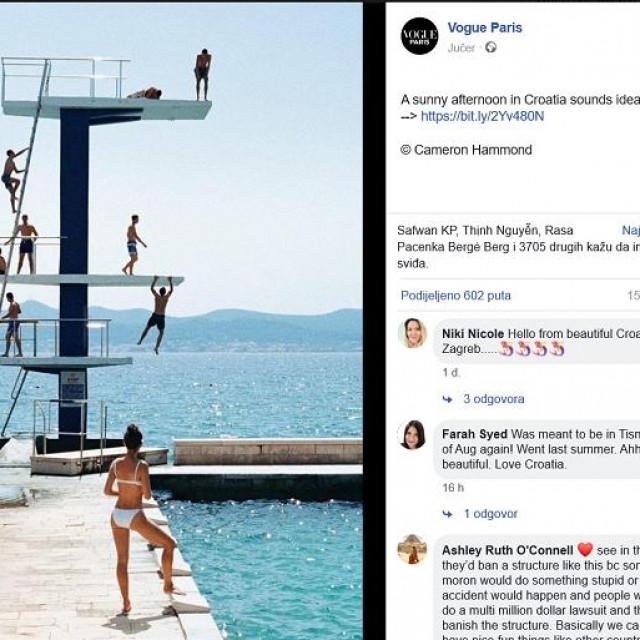 Vogue Hrvatska - preporučuju Hrvatsku kao idealnu destinaciju