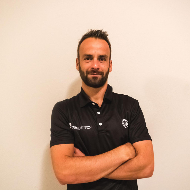 Najbolji hrvatski triatlonac Andrej Vištica