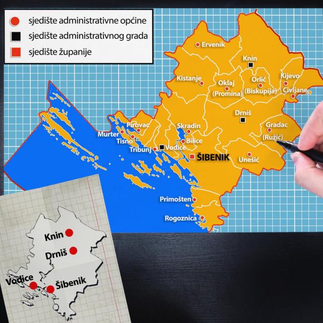 Ujedinjavanje u četiri centra izazvala bi velio nezadovoljstvo uspješnih gradova i općina