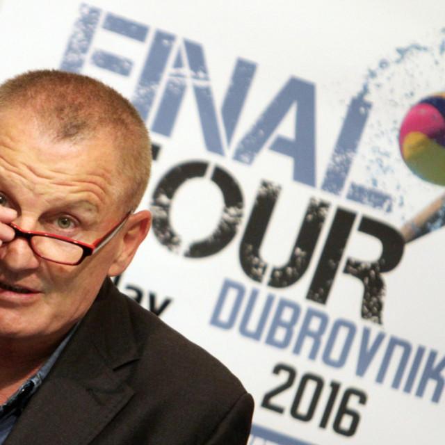 Milivoj Bebić foto: Tonči Vlašić