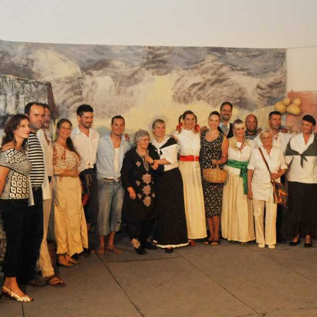 Carlo Goldoni: Ribarske svađe (Kazališna družina Kolarin, 2013.)