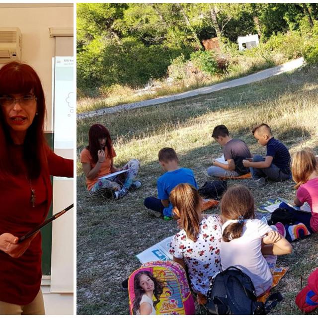 Marlena Bogdanović, učiteljica OŠ Tučepi: Sad uspjeh djece puno više ovisi o kapacitetima njihovih obitelji, a ne o trudu pojedine djece, a to nije pošteno