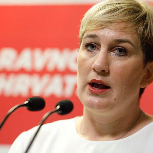 Gradonačelnica Supetra Ivana Marković, foto Hanza media