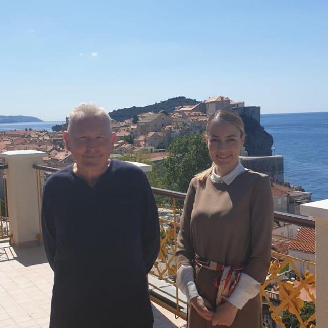 Britanac Michael Taylor doputovao je iz Londona u Dubrovnik 2. ožujka te se krajem ožujka trebao vratiti u Veliku Britaniju, ali ga je situacija s korona virusom zadržala u Dubrovniku