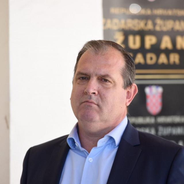 Andrija Marcelić, dosadašnji ravnatelj bolnice u Biogradu na Moru