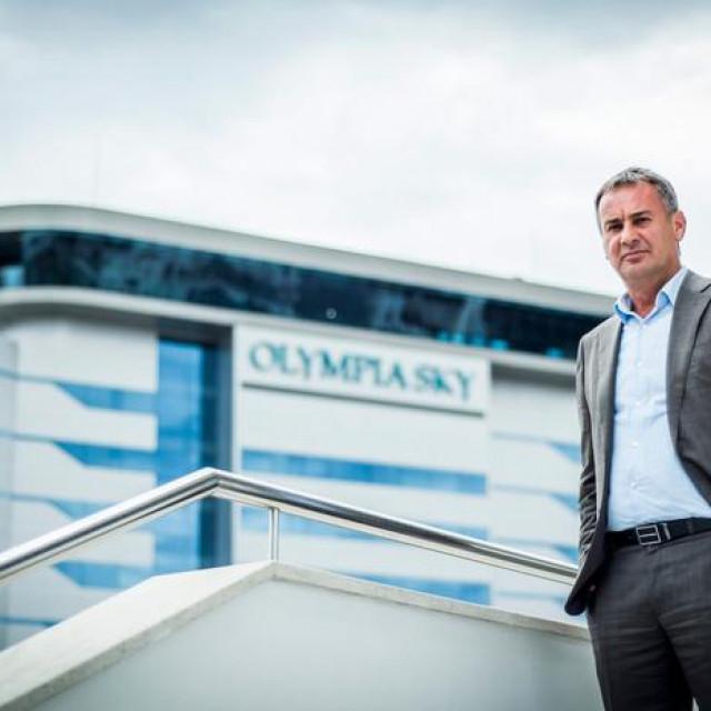 Darko Bastić, direktor vodičkoh hotela Olympia