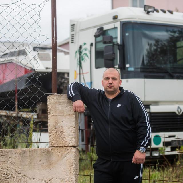 Niksa Milinkovic je vec godinama u sporu s Gradom Zadrom oko zemljista u cetvrti Diklo