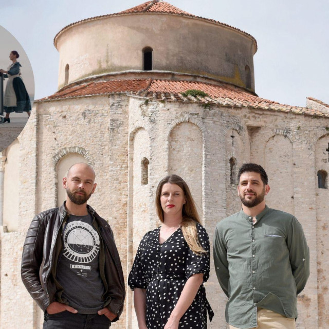 Novi kompletno drugačiji promo spot snimljen u doba korone, na praznim ulicama Zadra - autori:Vladimir Miketa, Kaltrina Čeku i Dujo Miočić