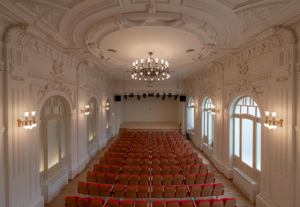 Prekrasna koncertna dvorana moći će primiti 250 posjetielja GRAD SPLIT