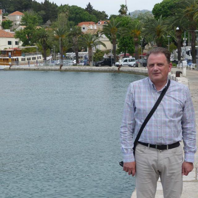 Direktor Turističke zajednice Općine Konavle Frano Herendija