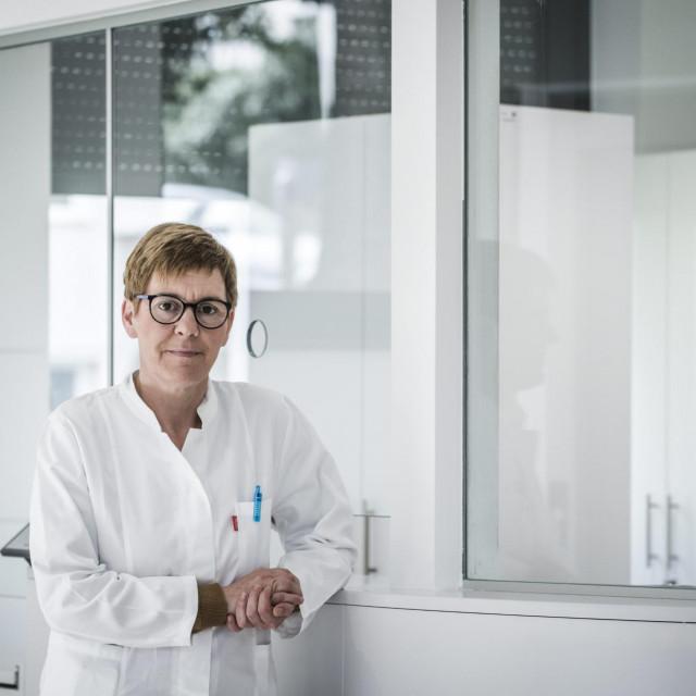Sanja Jakelic, ravnateljica Opce bolnice Sibenik