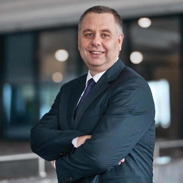 Vlatko Dujanić, direktor sektora 'Usluga kupcima i maloprodaja' u Ini