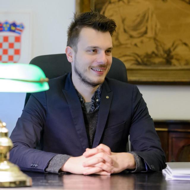 Ravnatelj Kazališta Marina Držića Paolo Tišljarić