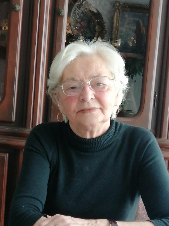 Dr. Ana Gligić, koja je 1972. godine bila na čelu tima koji je izoliravši virus velikih boginja napravio veliki pothvat na svjetskoj razini