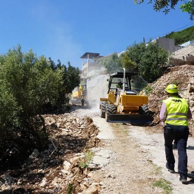 Krenula je izgradnja vodoopskrbe i odvodnje Mokošice, Štikovice i Zatona