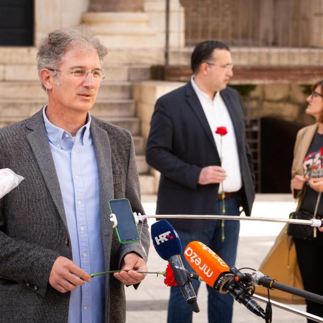 Tonći Stipić,predsjednik Savjeta za zdravstvo SDP-a, Split