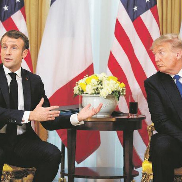 Macron pobjesnio kad je čuo da francuski farmaceutski gigant cjepivo prvo namjerava prodati SAD-u