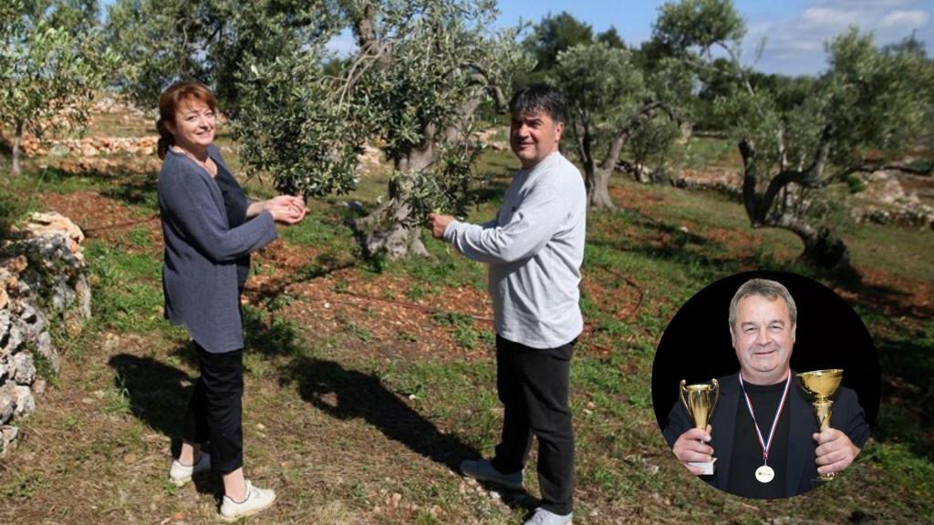 Zadarski su maslinari osvojili dvije zlatne i dvije srebrne medalje!