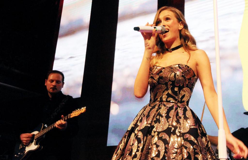 Zagreb, 091219.<br /> Mint, Florijana Andraseca 14.<br /> Promocija albuma prvijenca Ciribu Ciriba pjevacice Domenice.<br />