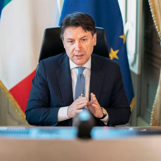 Premijer Giuseppe Conte
